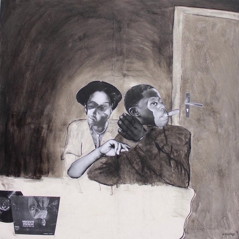 Thami Mnyele Foundation Artists